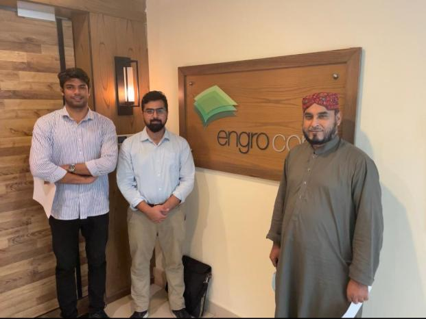 Training At Engro Corp. August 2021